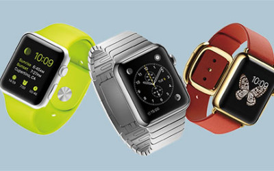 Spring Forward as Apple Watch Launch Nears