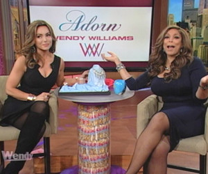 Talk Show Host and Radio Personality Wendy Williams Launching Apparel with QVC