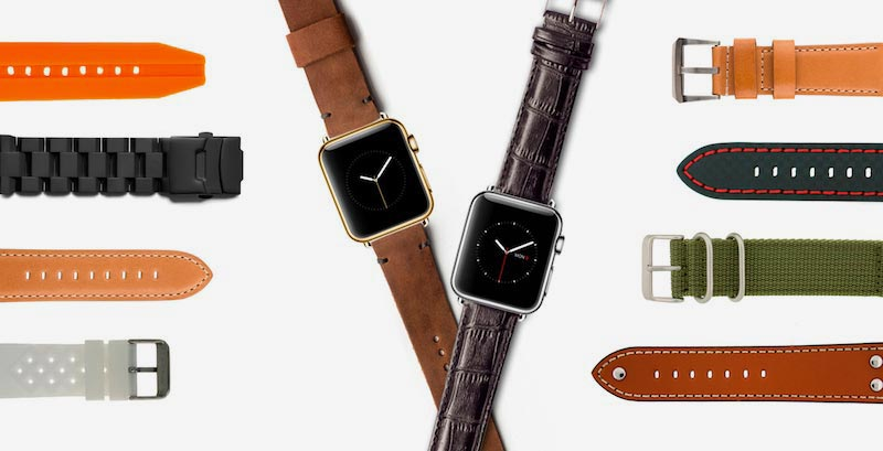 Apple Watch Update—Designer Bands Coming