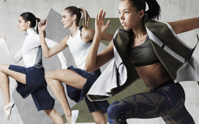 Athleisure Refreshes Speed Up